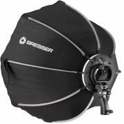 BRESSER Super Quick Schnellspann-Octabox 90cm für Kamerablitze