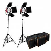 BRESSER Studio Set 1 Foto/Video SG-800 Halogen
