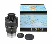 """EXPLORE SCIENTIFIC 100° Ar Okular 30mm (3""""/76,2mm)"""