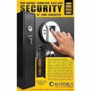Barska BioMetric Gun Safe