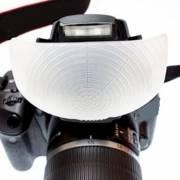 eyelead universeller Pop-up-Kamerablitzdiffusor für DSLR Kameras