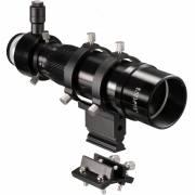 EXPLORE SCIENTIFIC 8x50 Sucher- und Leitfernrohr mit Helikalfokussierer, 1,25 Zoll- und T2-Anschluss