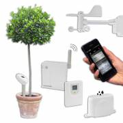 BRESSER Connect Set Wetterstation, Smart Home