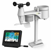 NATIONAL GEOGRAPHIC WLAN Farbwettercenter mit 7-in-1 Profi-Sensor