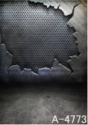 BRESSER BR-A4773 Hintergrundtuch mit Motiv 3x3m