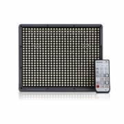 APUTURE HR-672C Bi-Color LED Videoleuchte + Fernbedienung