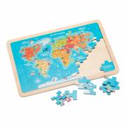 Oregon Scientific magisches Weltkarten-Puzzle mit erweiteter Realität