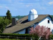 PULSAR 2.7m Observatorium - niedrige Bauform