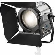 BRESSER SR-2000B Fresnel LED-Lampen BI-Color + DMX + Motorkühlung