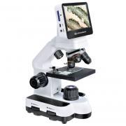 BRESSER LCD-Mikroskop Touch 40x-1400x