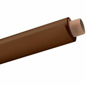 BRESSER 20 Papierhintergrundrolle 2,72x11m torfbraun/schokoladebraun