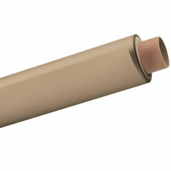 BRESSER 25 Papierhintergrundrolle 2,72x11m haselnussbraun
