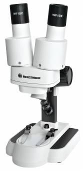BRESSER Biolux ICD 20x Stereomikroskop