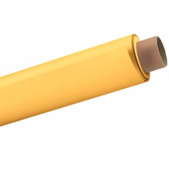 BRESSER 18 Papierhintergrundrolle 2,72x11m maisgelb