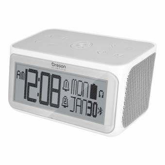 OREGON SCIENTIFIC Bluetooth Lautsprecher-Uhr