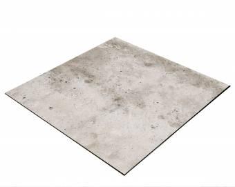 BRESSER Flatlay Hintergrund für Legebilder 60x60cm Steinbeige