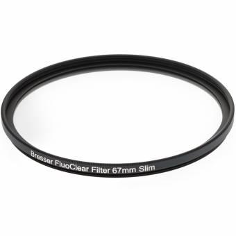 BRESSER FluoClear Filter für Fluoreszenz 67mm Slim