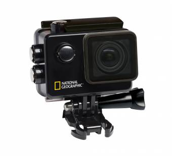 NATIONAL GEOGRAPHIC 4K Ultra-HD WLAN Action Camera Explorer 3