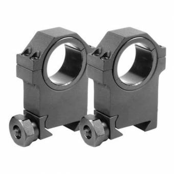 Barska 30/25.4mm X-High HD Weaver Style Montierung