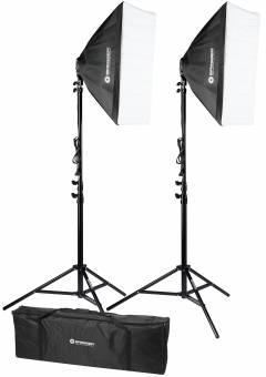 BRESSER BR-2245 Tageslicht-Set 1800W