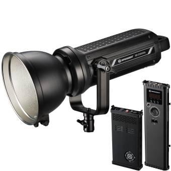 BRESSER BR-D3000SL COB LED Spotlicht mit Kühlung