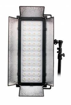 BRESSER LED LF-1440 144W/16.000 Lux Studiolampe