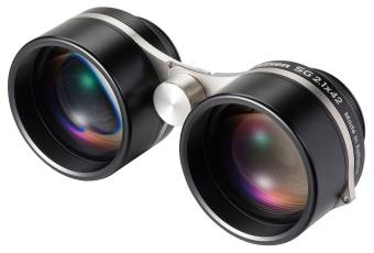 Vixen SG 2.1x42 Fernglas zur Sternbildbeobachtung