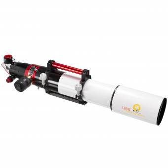 LUNT LS100MT/B1800FT Allround APO Teleskop für Sonne + Sternenhimmel
