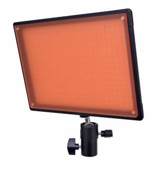 BRESSER SH-360 Slimline LED Flächenleuchte (21,6 W / 2.500 LUX)