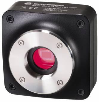 BRESSER MikroCamII Full HD HSP Hochgeschwindigkeitskamera für Mikroskopie
