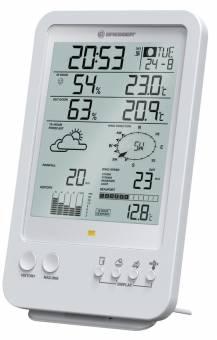 BRESSER zusätzliche Basisstation für 7002511 Wetter Center weiß