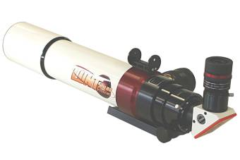 LUNT LS80THa/B1800FTPT H-Alpha Sonnenteleskop