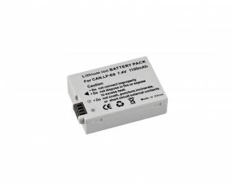 BRESSER Lithium-Ionen Ersatzakku für Canon LP-E8