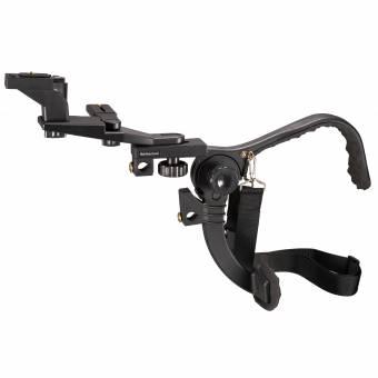BRESSER SS-3 Schulterstativ für DSLR Kameras Canon/Nikon
