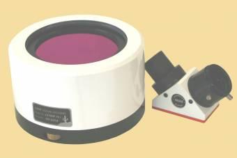 LUNT LS100FHa/B600d1 H-Alpha Sonnenfilter