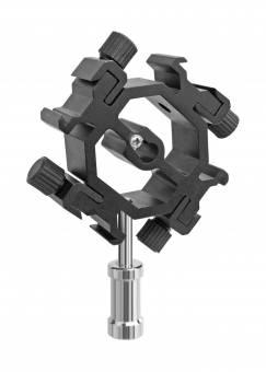BRESSER JM-36 Blitzhalter für 4 Kamerablitze