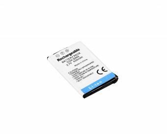 BRESSER Lithium-Ionen Ersatzakku für Panasonic VW-VBA05/CGA-S003E