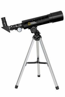 NATIONAL GEOGRAPHIC 50/360 Teleskop mit Tischstativ