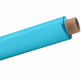 BRESSER 59 Papierhintergrundrolle 2,72x11m aqua