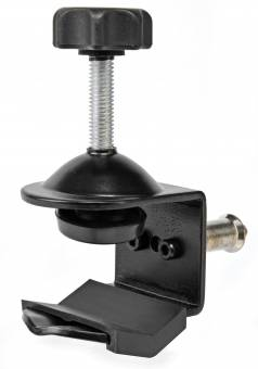 BRESSER BR-17 universelle Rohrklammer + Spigot-Adapter
