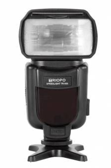 Triopo TR950 Kamerablitz für Canon, Nikon, Pentax, Sigma