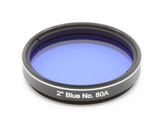 "EXPLORE SCIENTIFIC Filter 2"" Blau Nr.80A"
