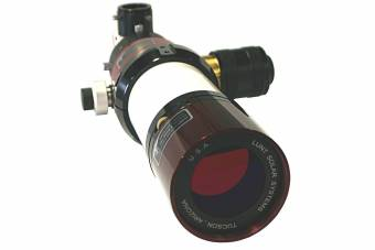 LUNT LS60THaDS60/B1200CPT H-Alpha Sonnenteleskop