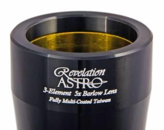 Revelation Astro 5x Barlow Linse