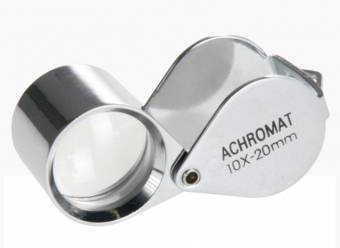 Euromex PB.5032 Achromatische Einschlaglupe 10x