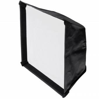 BRESSER Softbox und Wabengitter für BR-S60B PRO Bi-Color LED Flächenleuchte 60W