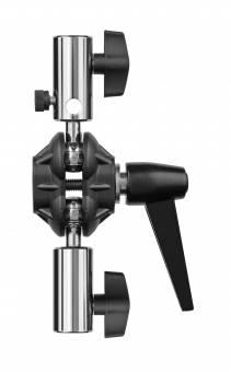 BRESSER JM-81 Verbindungselement mit Kugelkopfgelenk