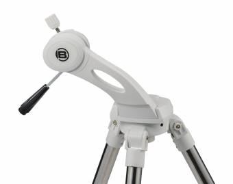 BRESSER NANO AZ azimutale Teleskopmontierung mit Stativ