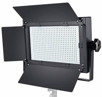 BRESSER LED Foto-Video Set 2x LG-500 30W/4600LUX + 2x Stativ
