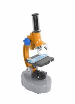 DISCOVERY ADVENTURES Kindermikroskop mit bis zu 450-facher Vergrößerung